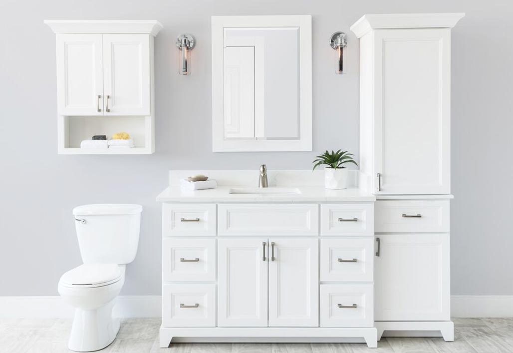 Ten Simple Tips for Buying Bathroom Vanity and Cabinets Main Image